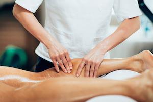 massage de récupération